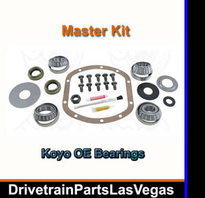 Dana 30 Jeep CJ YJ Wrangler XJ Cherokee Front Master Install