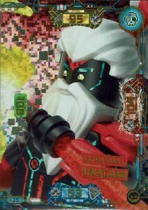 Lego-Ninjago-Serie-5-TCG-Cartas-Coleccionables-Tarjeta-Num-35-Ultra-Duelo