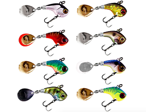 "SOUTH BEND /""LUNKER/""  COCK-TAIL SPINNER KIT 6 PACK"