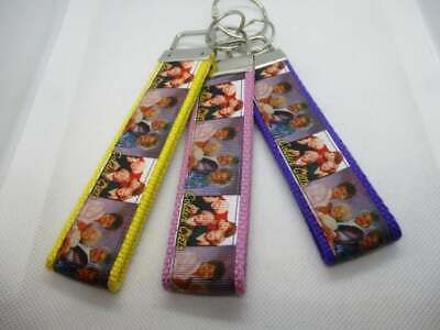 Details about  / Sanford /& Son Ribbon on Strong Webbing Key Fob Keychain Wristlet TV Show