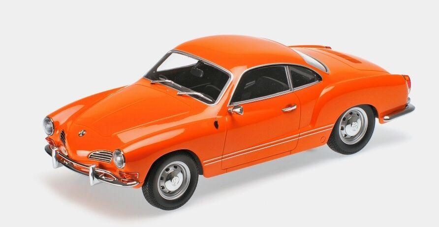 À la fin de l'année, l'année, l'année, je re erai à l'événeHommes t. Minichamps 155054020 volkswagen KarFemmen Ghia coupé - 1970 | La Réputation D'abord  281e1d