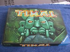 Tikal. Archaeological Expedition to the Ancient Temples 2000. Made in Germany