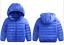 Boys-Girls-Ultralight-Puffer-90-White-Duck-Down-Hooded-Jacket-Winter-Down-Coat thumbnail 18
