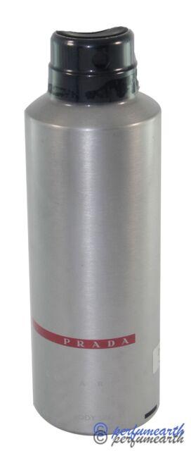 7a5488cd2 PRADA Luna ROSSA Body Spray 200ml 6.8 FL Oz for sale online   eBay
