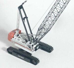 Link-Belt-LS-248H-II-Crawler-Crane-CCM-Brass-HO-1-87-Scale-Model-New