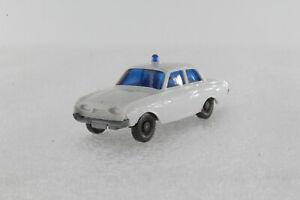 A-s-s-Wiking-turismos-ALT-Ford-Taunus-17m-policia-blanco-1969-GK-1040-12-CS-1083-2c-ASC
