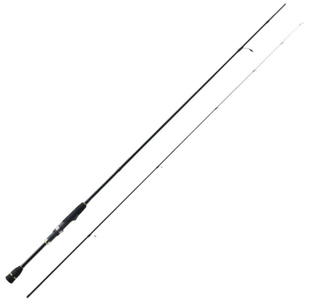 Major Craft FCS-T762L firstcast Mebaru Tubular Caña De Spinning Caña De PesCoche