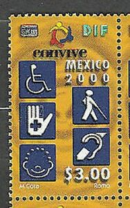 Mexico Mail 2000 Yvert 1917 MNH