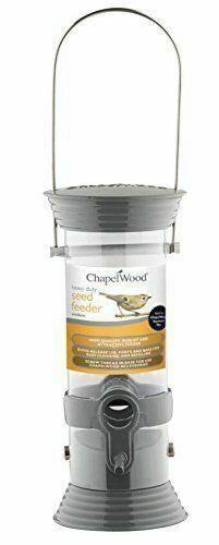 Chapelwood Heavy Duty Nyjer Feeder Small