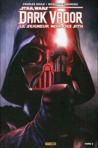 STAR-WARS-COMICS-DARK-VADOR-LE-SEIGNEUR-NOIR-DES-SITH-INTEGRALE-BD-TOME-2
