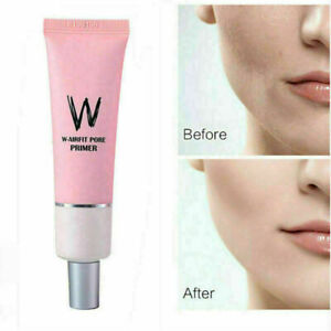 Crema-Facial-primer-base-Pores-pre-Maquillaje-Cara-aclarar-Piel-Suave-invisible