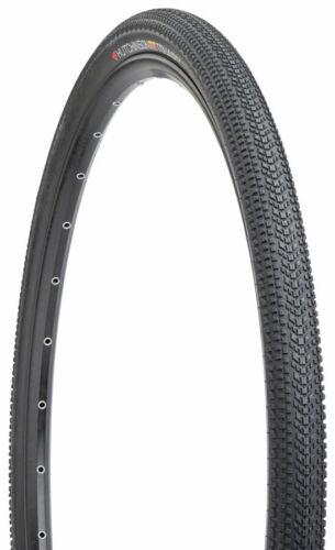 Hutchinson Touareg Gravel Tire 700 x 45 Tubeless Black 127tpi Hardskin
