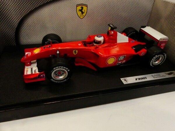 1 18 caliente ruedaS f2001 Rubens Barrichello 50203
