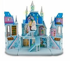 Original Walt Disney Magical Cinderella Castle Play Set with Lights, Sounds  NEW
