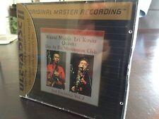 MFSL UDCD 707 Wayne Marsh & The Lee Konitz Quartet - Live at the Montmartre