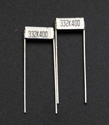 500 EPCOS Metallized Polyester MKT Boxed Capacitor 3300pF 3n3 100V J ±5/% B32529C