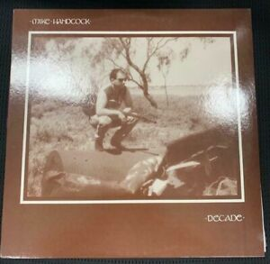 MIKE-HANDCOCK-CHARLEY-BROWNE-DECADE-LP-VINYL-EXCELLENT-CONDITION-RARE-1989