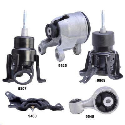 Westar-Trans /& Engine Motor Mount Set 5X For 2008-2009 for ALTIMA 2.5L