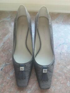 Exklusive Schuhe der Marke Etienne Aigner, Gr. 37,braun  Luxus pur!