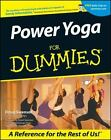 Power Yoga for Dummies by David Swenson and Doug Swenson (2001, Paperback)