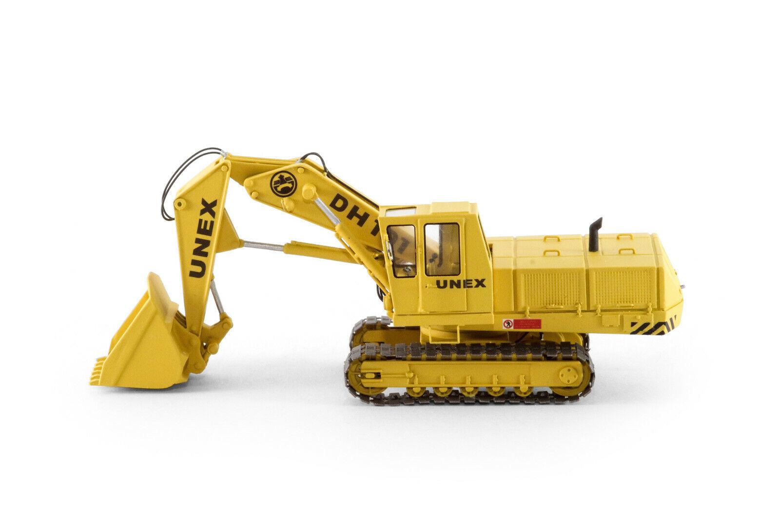 SMALL models 1 87-h0 unex DH 101 cantiere – KIT-novità