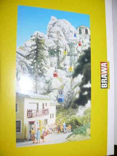 Brawa H0 6280 Kanzelwandband Geschenkpackung NEU//OVP
