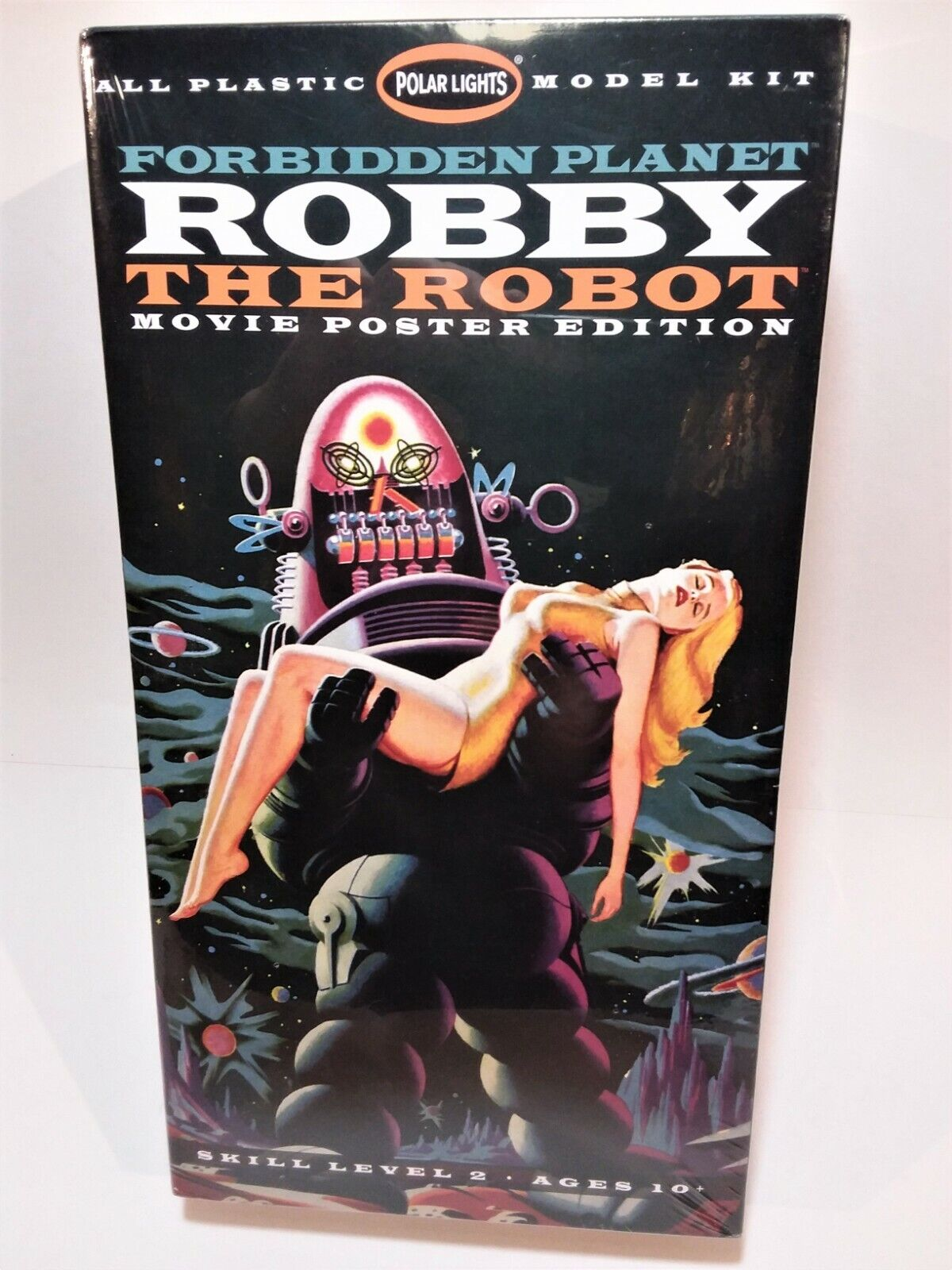 ROBBY THE ROBOT MOVIE POSTER EDITION