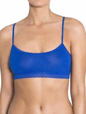 Purple Sloggi Evernew Lace Non-Wired Crop Top Bra Top Pull On Bra 10162957