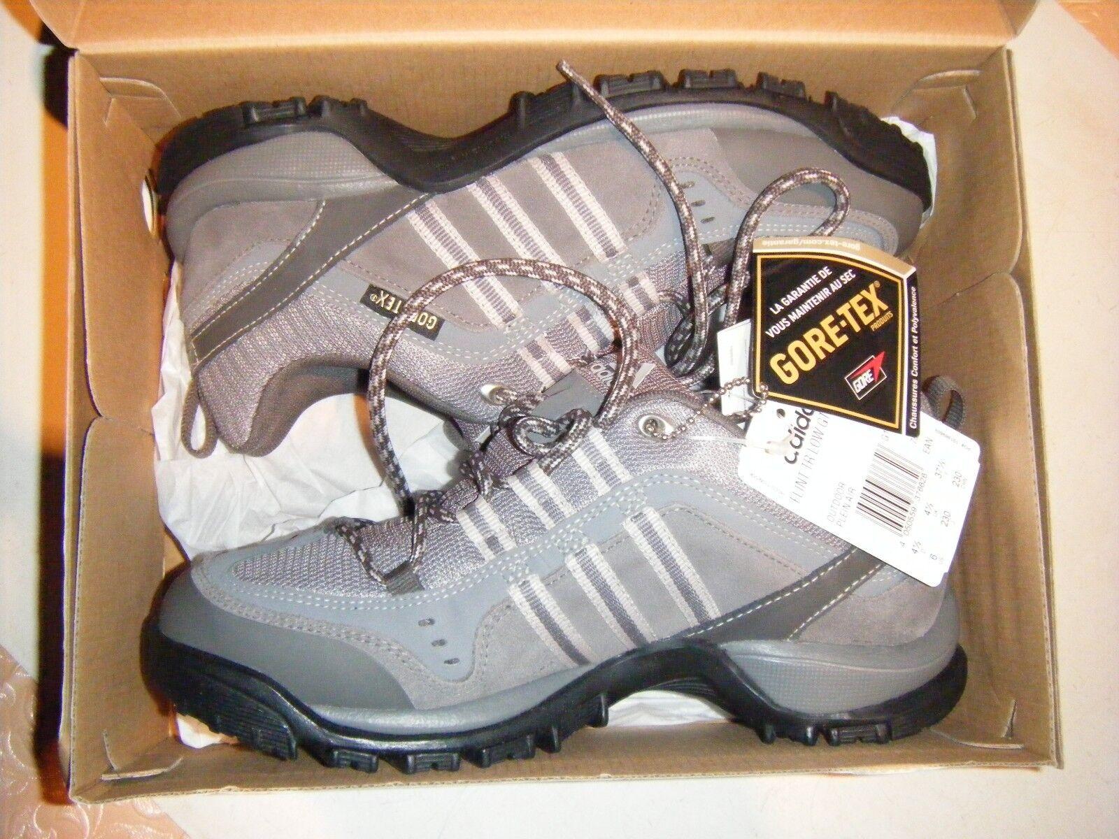 ADIDAS FLINT TR LOW GTX W  UK 4,5  EUR 37 1 3 (G12353)   Trekking Wanderschuhe