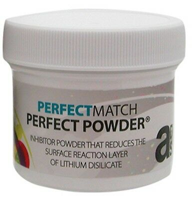 PERFECT POWDER® 50 Gram lithium disilicate reaction layer inhibitor powder