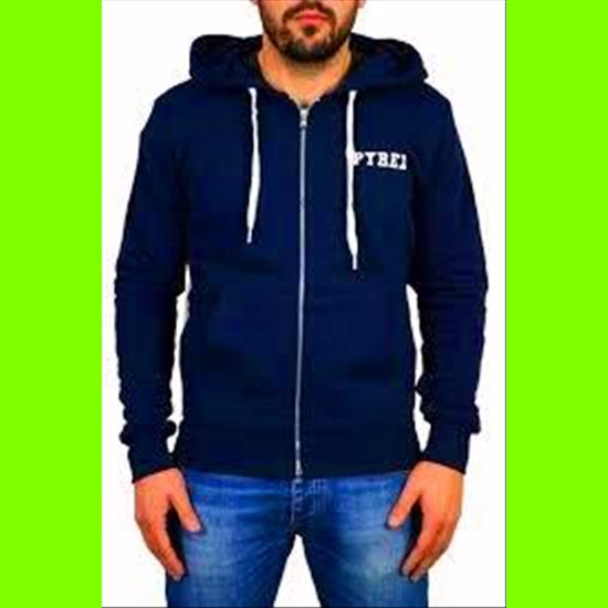 Sweatshirt Pyrex Mann PY33302 BLAU-S