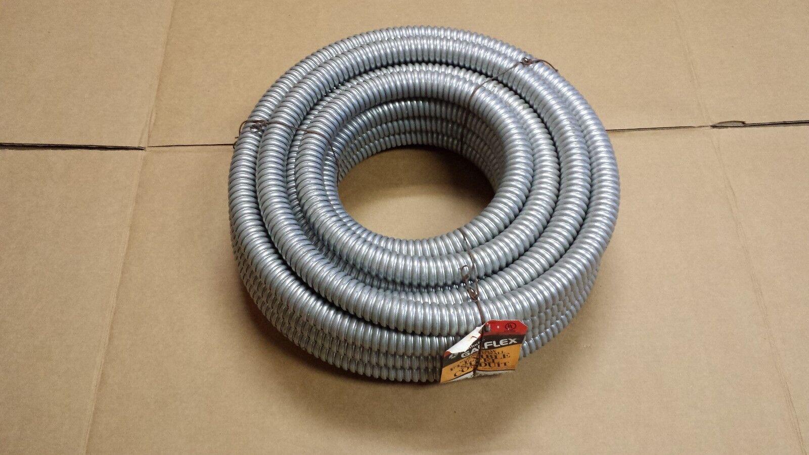 Southwire 55091601 1 X 50\' Rws Flex Steel Conduit | eBay