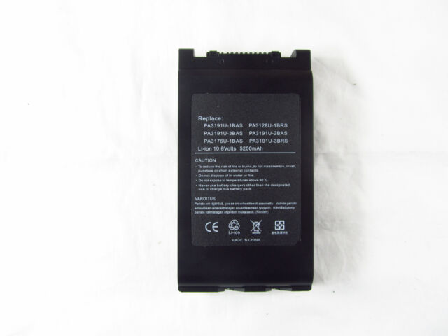 Laptop Battery for TOSHIBA Portege M750 M750-02X M780,PA3191U-5BAS,PA3191U-5BRS