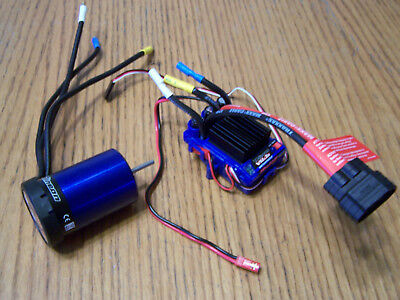 Traxxas 3351R Velineon Brushless Motor 3500kv Brushless Stampede Slash Rustler V