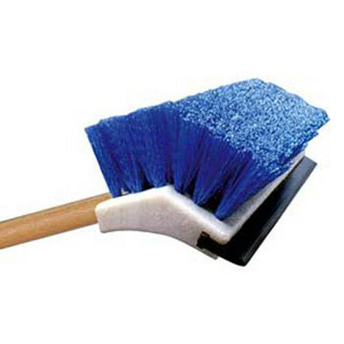 Floor Scrubber With Squeegee