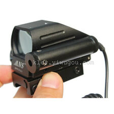 1pc Dot sight Laser Sniper Scope Red/Green Sight For Rifle Pistol Airsoft Weaver