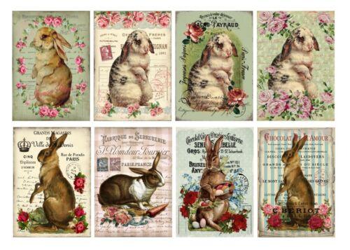 Aufkleber-Möbeltattoo-transparent-Shabby-Vintage-Ostern-Easter-1177