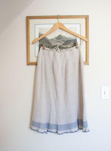 Rare Antique 1900s Edwardian Knit Petticoat Unders