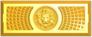 Petrobond-Delft-Clay-Push-Ingot-Casting-Mold-Pattern-Lion-Kit-Kat-Pattern