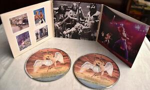 LED ZEPPELIN Presence 2-CD-SET Neuwertig DELUXE Edition KULT-ALBUM Bonus-Tracks!
