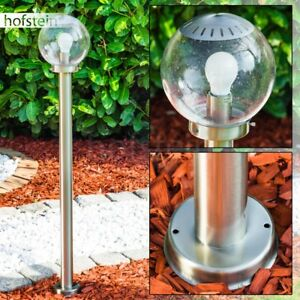 lampadaire ext rieur luminaire de jardin borne d 39 clairage lampe sur pied 156368 ebay. Black Bedroom Furniture Sets. Home Design Ideas