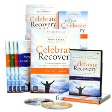 Celebrate Recovery, DVD Curriculum Kit