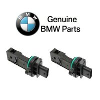 Bmw Alpina B7l X5 X6 Xdrive50i V8 Pair Set Of 2 Hot Film Air Mass Meter Sensors