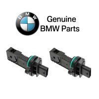 Bmw Alpina B7l X5 X6 Xdrive50i V8 Pair Set Of 2 Hot Film Air Mass Meter Sensors
