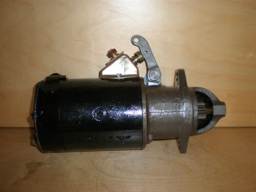L6 1955-1959 STARTER CHEVROLET C // K // R // V SERIES PICKUPS 4.3L M599 261