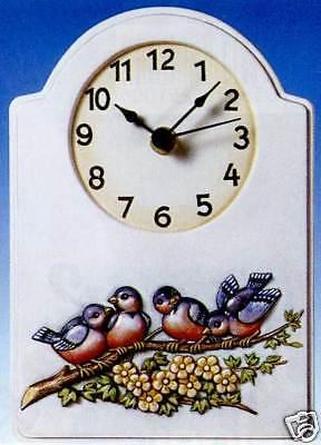 Giessform *Uhr Vögel* NEU /& OVP 2005108