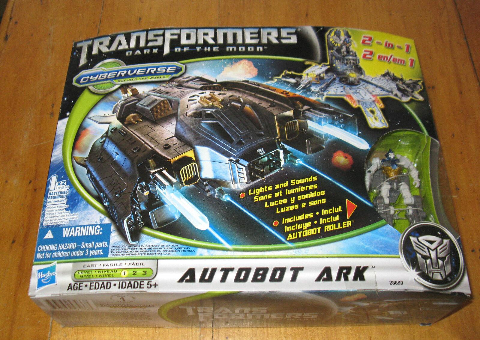 Transformers Playset Autobot Autobot Autobot Ark MB 2010 e0dad6