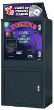 American Changer Ac6007 Cash Or Credit Card Token Machine Dispenser