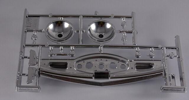 Pocher 1:8 K 74 Fußbodeneinsatz Velour Mercedes 500K AK Cabriolet 74-36 L4
