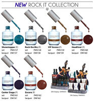 Perfect Match Rock It Collection - 6 Gelcolor + 6 Matching Lacquer